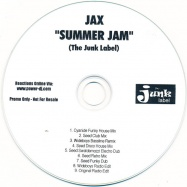 Jax - Summer Jam (by The Underdog Project)